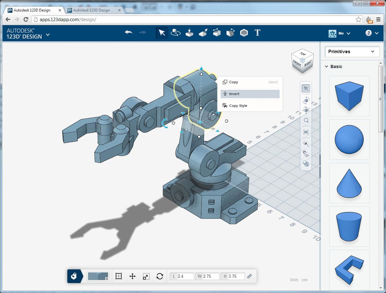 brandon cole  u00b7 software architect tutorial autodesk 123d catch tutorial autodesk 123d design español